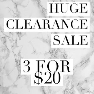 Tops - ‼️ Clearance Items 3 for $20